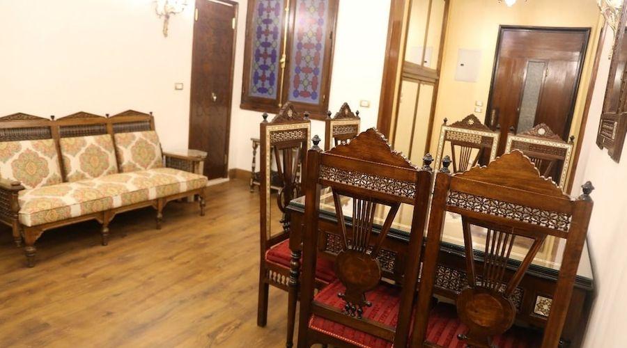 شقة أنيقة في قلب القاهرة-4 من 43 الصور
