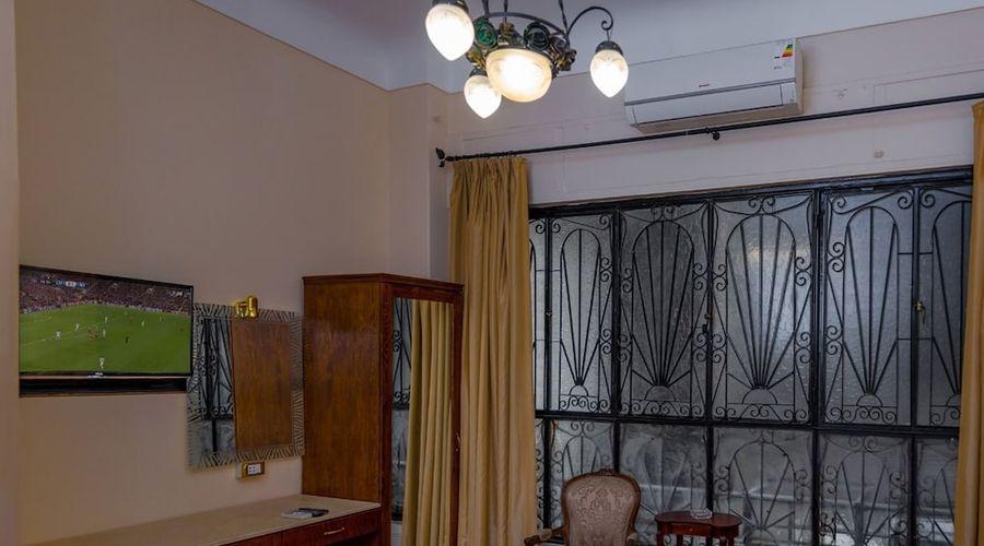 شقة أنيقة في قلب القاهرة-23 من 43 الصور