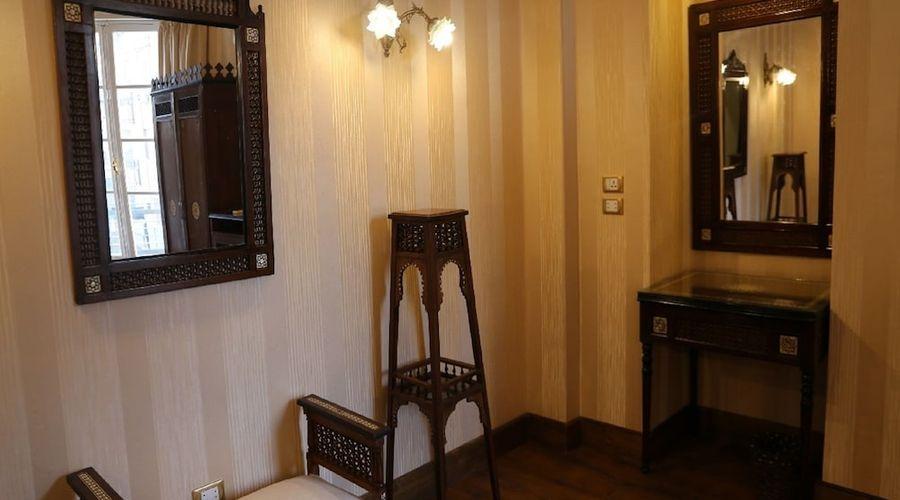 شقة أنيقة في قلب القاهرة-33 من 43 الصور