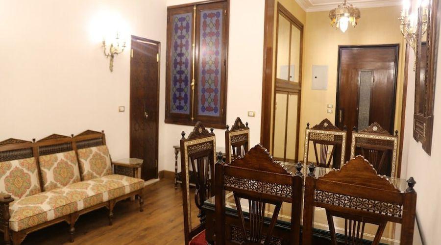 شقة أنيقة في قلب القاهرة-40 من 43 الصور