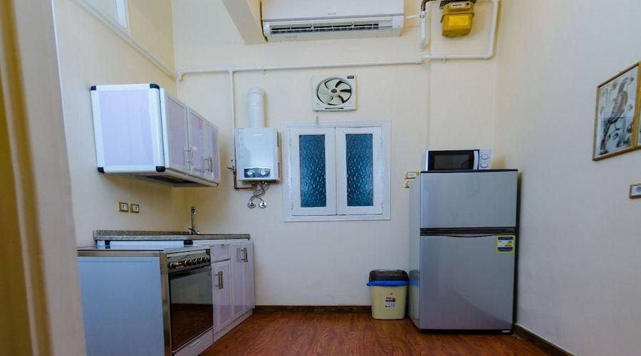 شقة أنيقة في قلب القاهرة-18 من 43 الصور