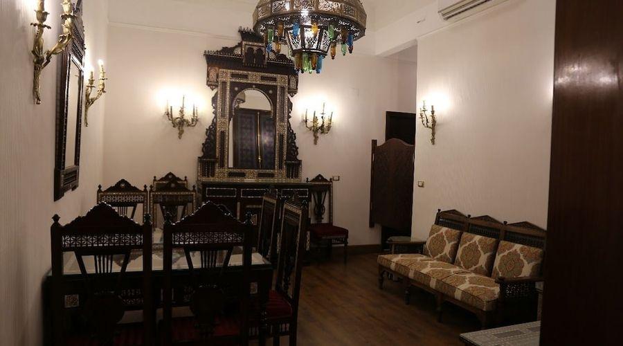 شقة أنيقة في قلب القاهرة-38 من 43 الصور