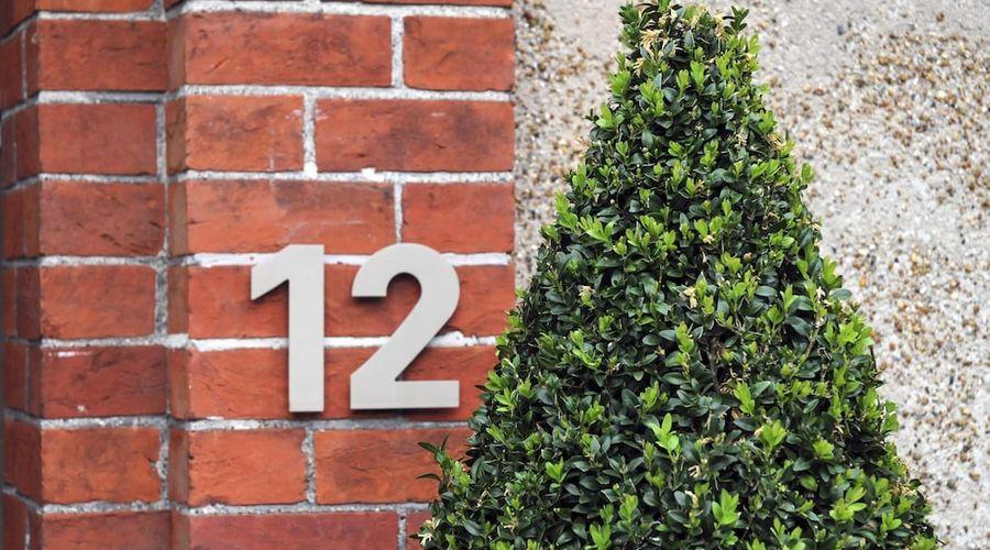 سافرونز أبارتمنت-19 من 19 الصور