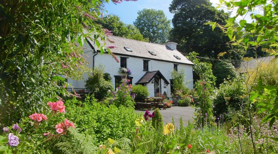 BRYNARTH COUNTRY GUEST HOUSE-1 of 62 photos