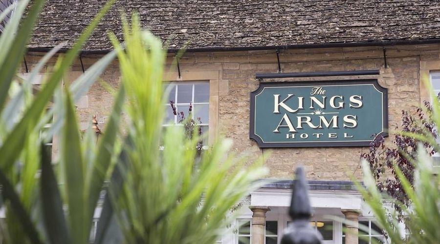 The Kings Arms Hotel - Inn-22 of 23 photos