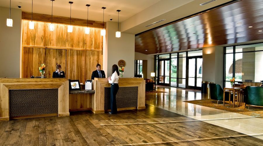 AT&T Hotel & Conference Center at the University of Texas-1 of 27 photos