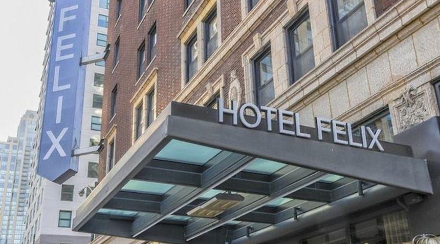 Hotel Felix Chicago-1 of 30 photos