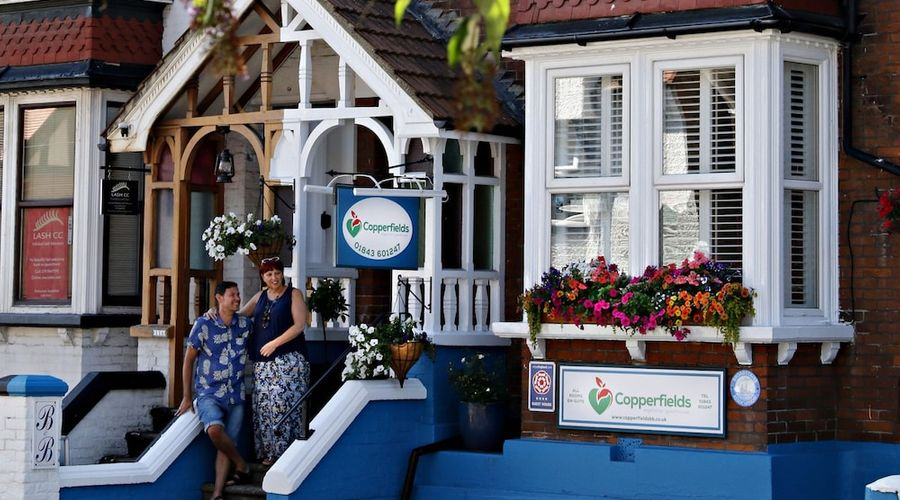 Copperfields Vegetarian Guest House-1 of 20 photos