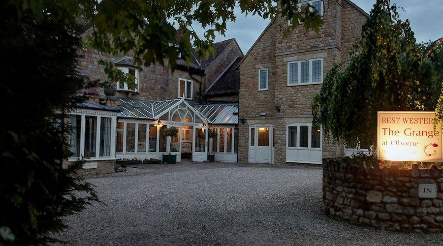 Best Western Dorset Oborne The Grange Hotel-54 of 62 photos