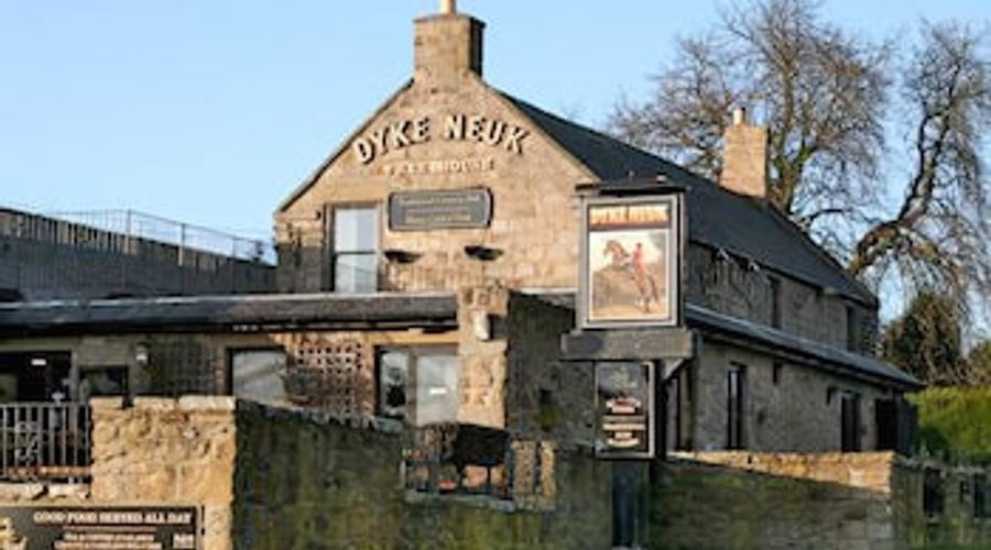 The Dyke Neuk - Guest house-17 of 17 photos