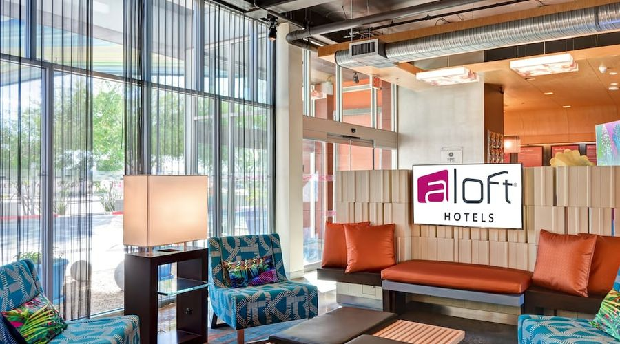 Aloft Phoenix Airport-21 of 29 photos