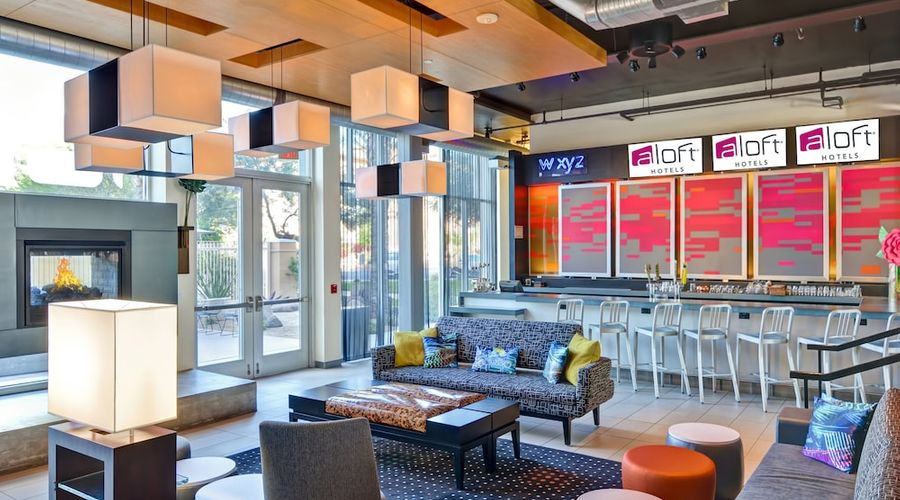 Aloft Phoenix Airport-20 of 29 photos