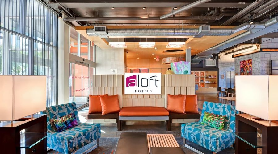 Aloft Phoenix Airport-22 of 29 photos