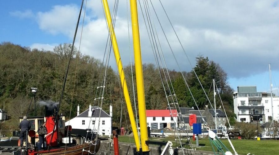 Crinan Canal Cottage-19 of 30 photos