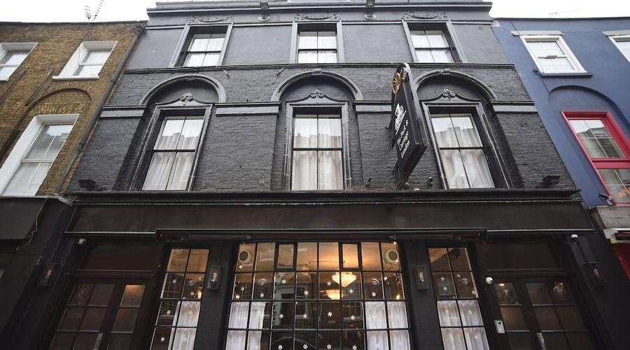 ذا باك آند كاريدج لندن-1 من 36 الصور