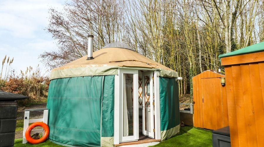 The Lakeside Yurt-1 of 15 photos