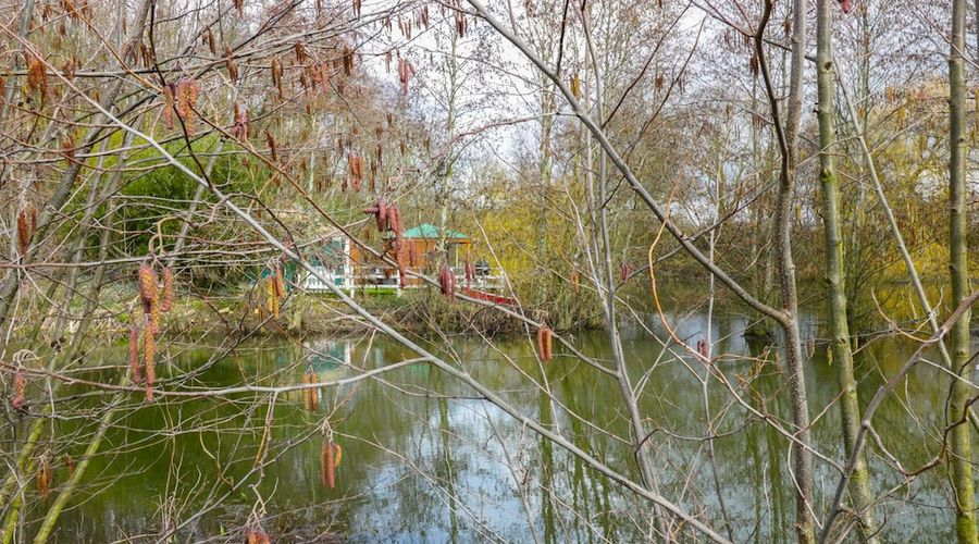 The Lakeside Yurt-15 of 15 photos