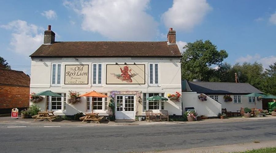 The Old Red Lion-19 of 25 photos