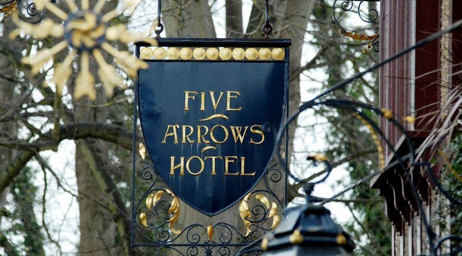 The Five Arrows Hotel-28 of 33 photos