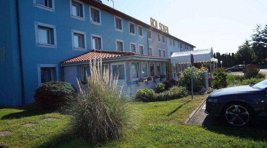 Hôtel Roi Soleil Mulhouse Sausheim-23 of 23 photos