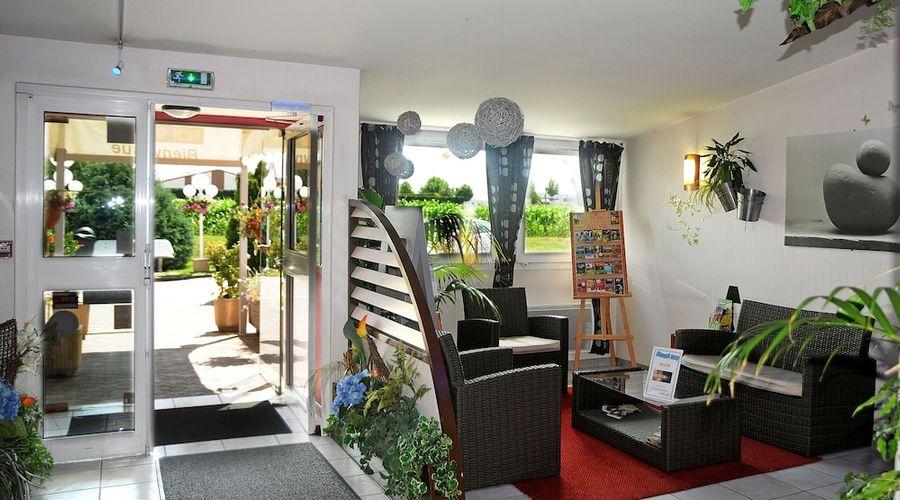 Hôtel Roi Soleil Mulhouse Sausheim-3 of 23 photos