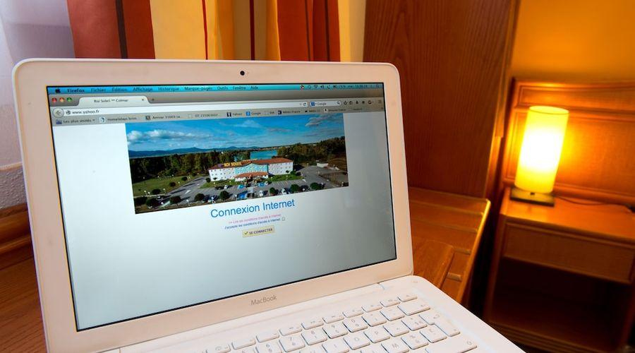 Hôtel Roi Soleil Mulhouse Sausheim-6 of 23 photos
