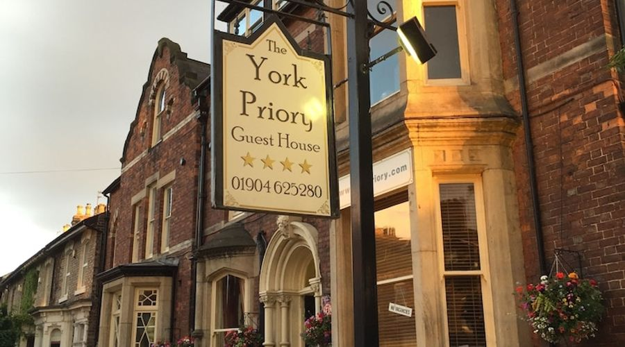York Priory Guest House-1 of 75 photos