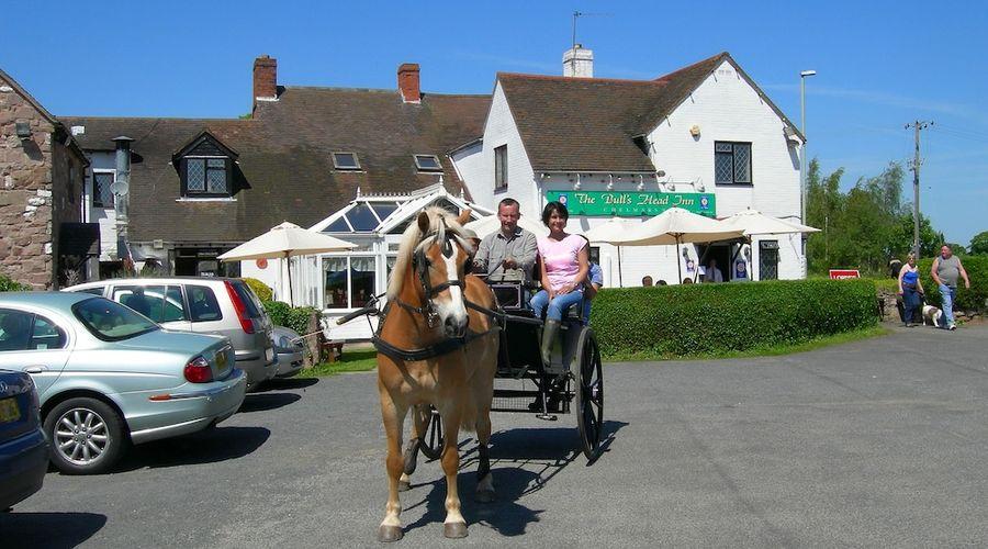 The Bull's Head Inn at Chelmarsh-106 of 107 photos