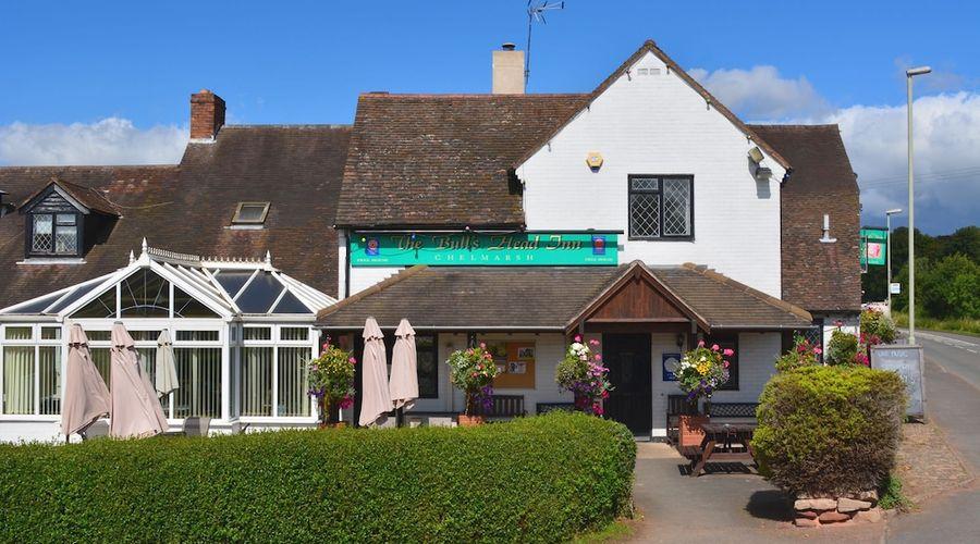 The Bull's Head Inn at Chelmarsh-2 of 107 photos