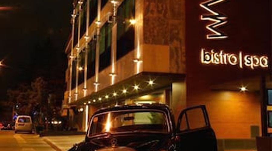 Hotel Samm Bistro Spa - Boutique Class-35 of 35 photos