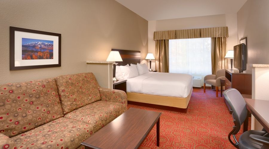Holiday Inn Express Hotel & Suites Orem - North Provo-15 of 38 photos