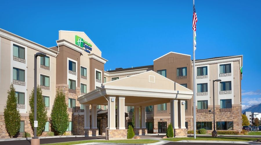 Holiday Inn Express Hotel & Suites Orem - North Provo-1 of 38 photos