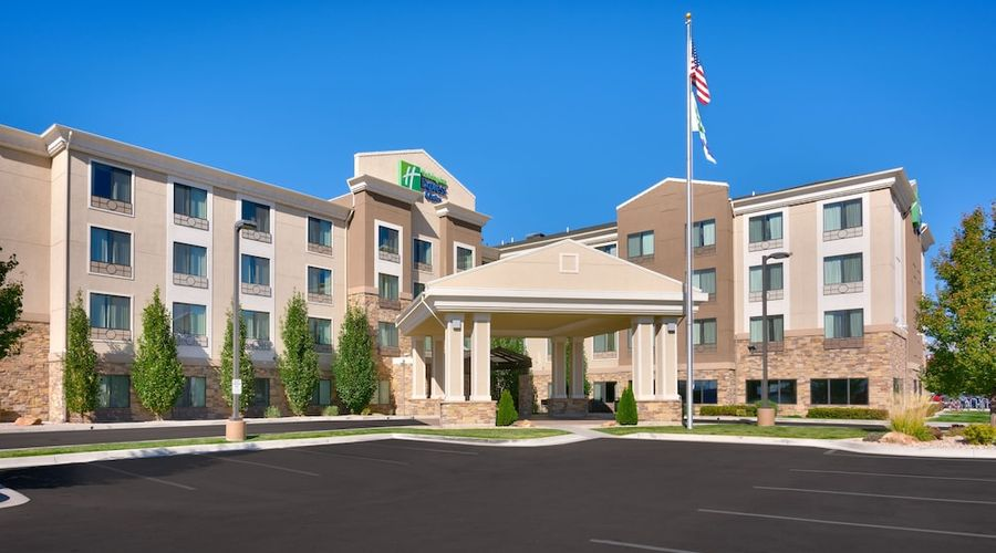 Holiday Inn Express Hotel & Suites Orem - North Provo-32 of 38 photos