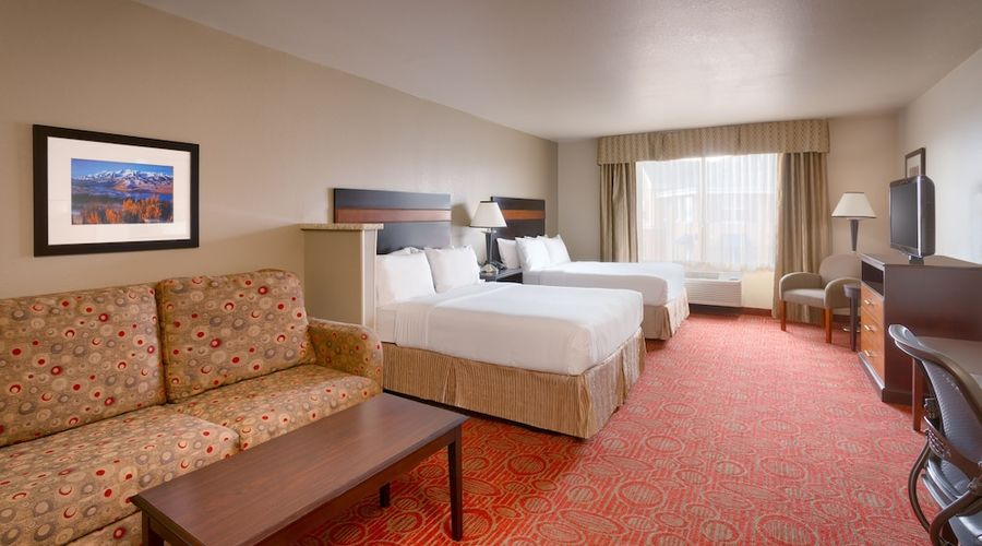 Holiday Inn Express Hotel & Suites Orem - North Provo-13 of 38 photos