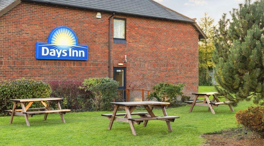 Days Inn Chesterfield Tibshelf-12 of 16 photos