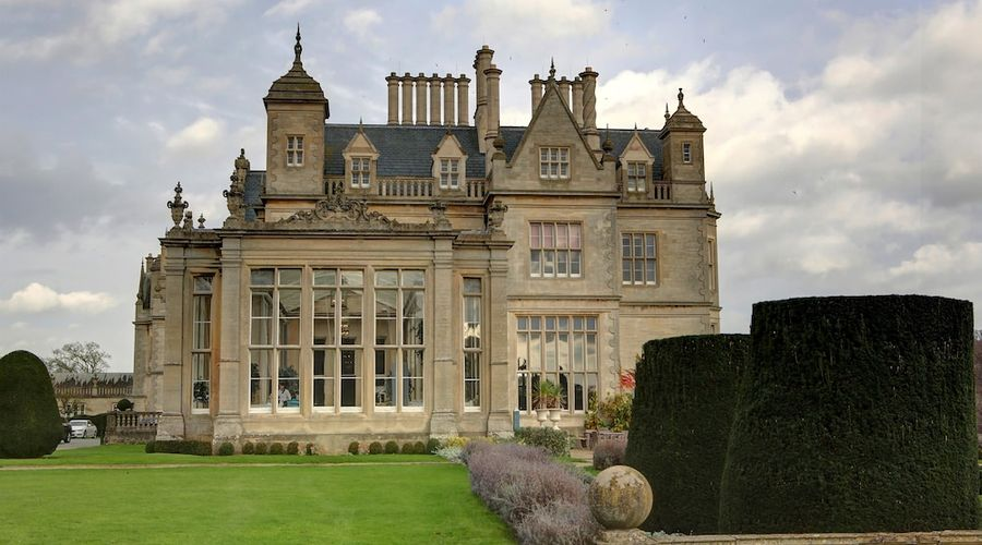 Stoke Rochford Hall, Best Western Premier Collection-4 of 85 photos
