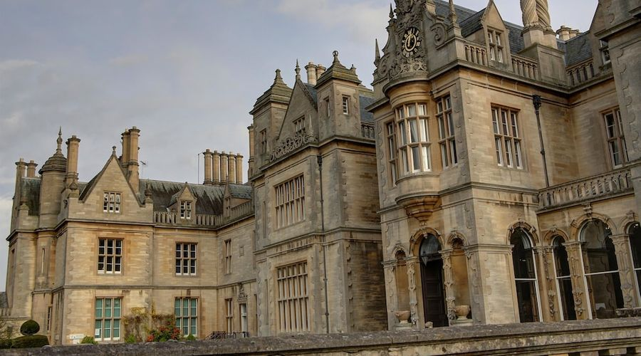 Stoke Rochford Hall, Best Western Premier Collection-1 of 85 photos
