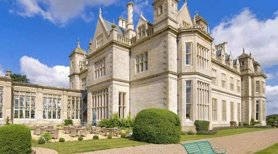 Stoke Rochford Hall, Best Western Premier Collection-79 of 85 photos