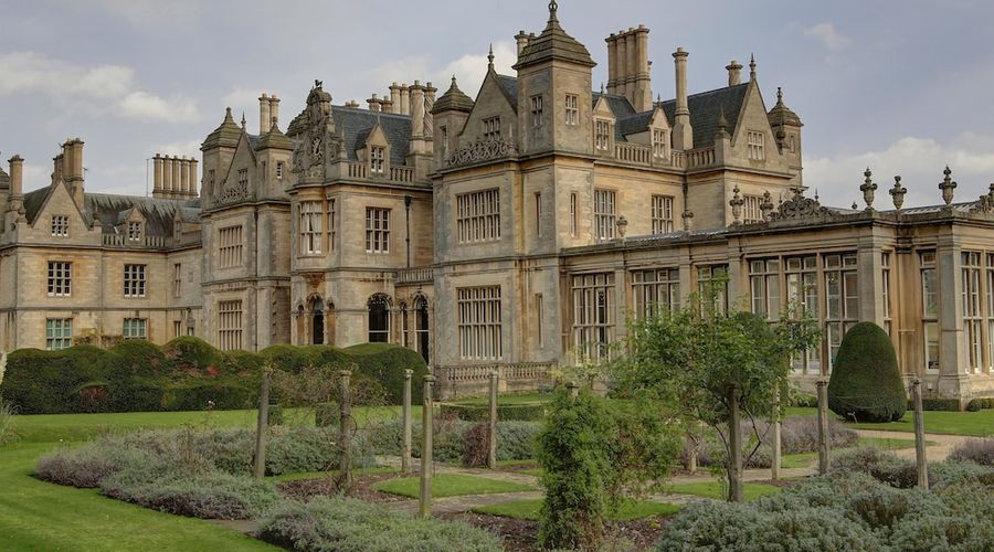 Stoke Rochford Hall, Best Western Premier Collection-83 of 85 photos