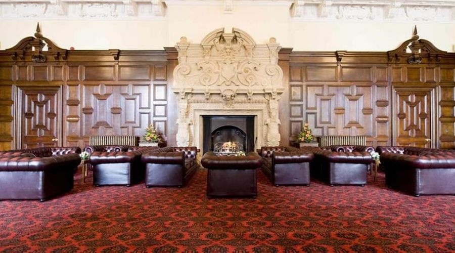 Stoke Rochford Hall, Best Western Premier Collection-6 of 85 photos