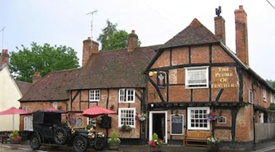 The Plume of Feathers - Inn-1 of 6 photos