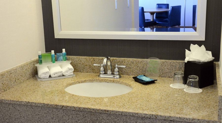 Holiday Inn Express and Suites Stamford-19 of 24 photos