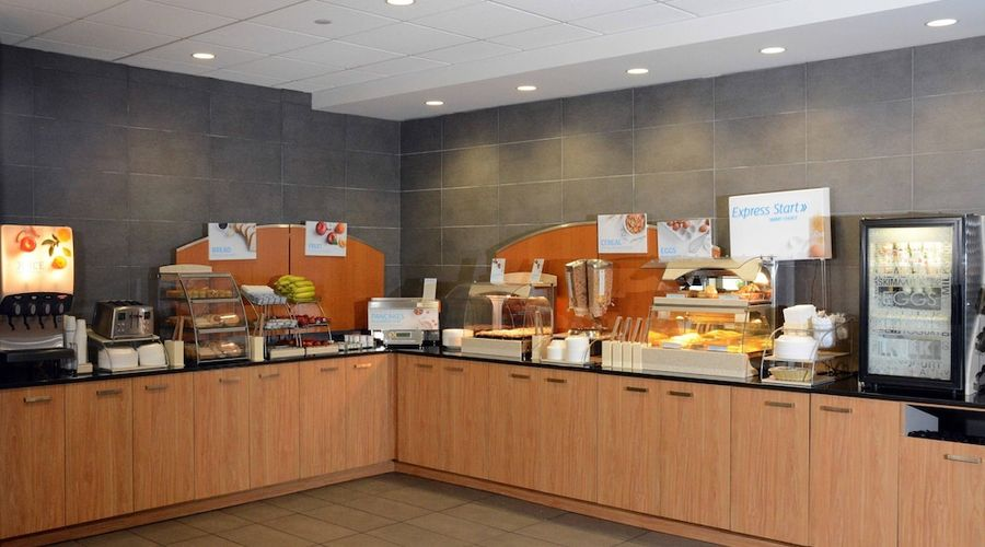 Holiday Inn Express and Suites Stamford-22 of 24 photos