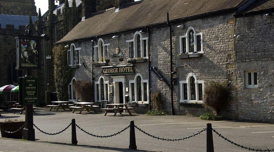 George Inn Tideswell-1 of 23 photos