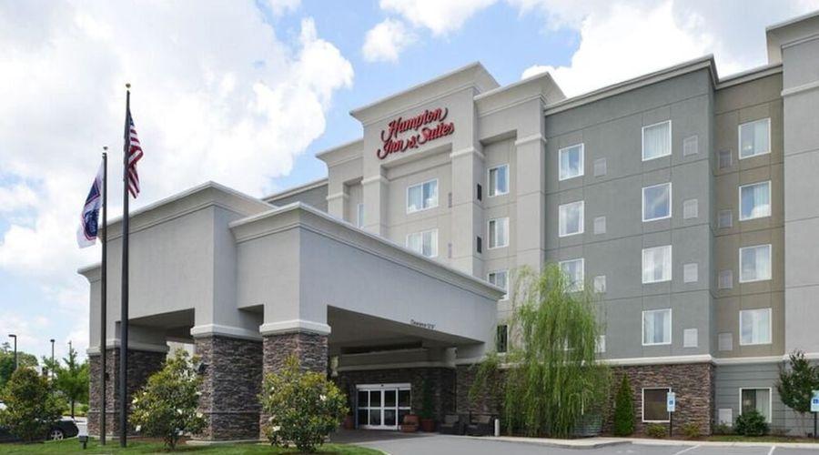 Hampton Inn & Suites Greensboro/Coliseum Area-33 of 36 photos