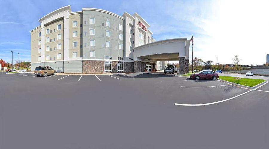 Hampton Inn & Suites Greensboro/Coliseum Area-31 of 36 photos