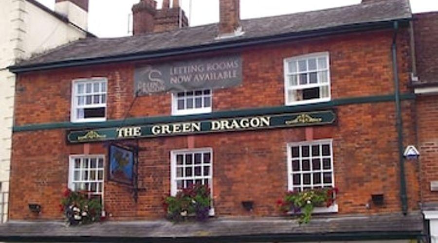 The Green Dragon-1 of 15 photos