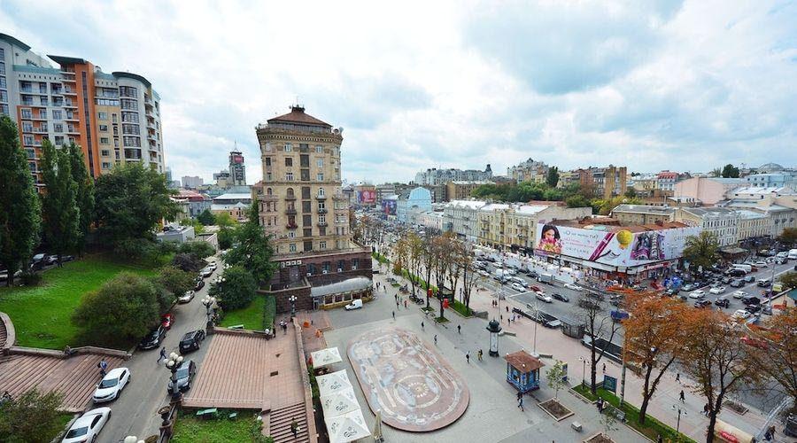 Olga Apartments on Khreschatyk-54 of 77 photos