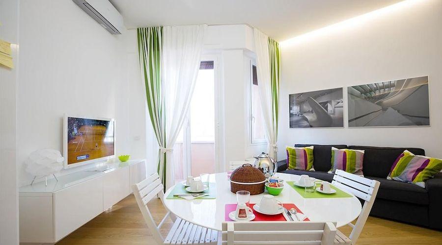 فلامينيو سول روما للمبيت والإفطار-21 من 29 الصور