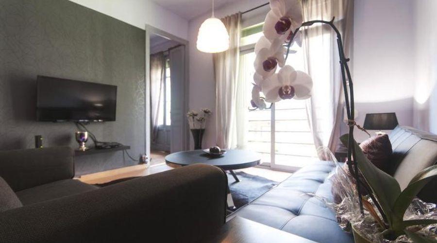 Barcelona 10 Apartments-15 من 17 الصور